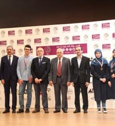 مدارس المهدي (ع) تحصد 5 جوائز في مباراة العلوم 2019