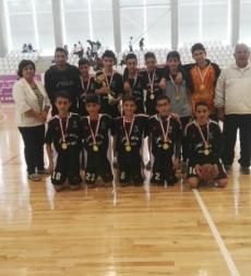 منتخب الثانوية يتألق في مباراة  كرة الصّالات ويتأهل لنهائيات لبنان