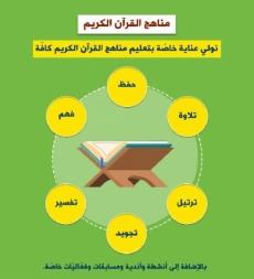 مناهج القرآن الكريم