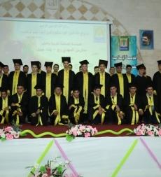 حفل التخرج 2017 في ثانوية المهدي (ع) بنت جبيل