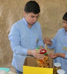 """إطلاق مشروع """"وجبة سحور للمجاهدين""""في مدارس المهديّ(ع)"""