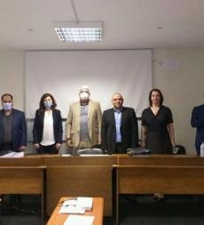 شهادة الدكتوراه في اللغة العربية وآدابها من الجامعة اللبنانية للدكتور وائل جزيني