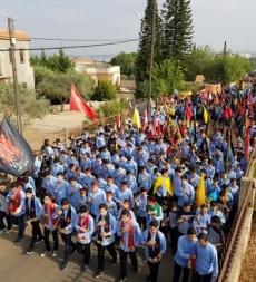 مسيرة موكب الأحزان 1441