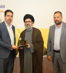 المؤسسة الإسلامية للتربية والتعليم مدارس المهدي (ع) تُكرم 114من كوادرها من حملة الماجستير والدكتوراه