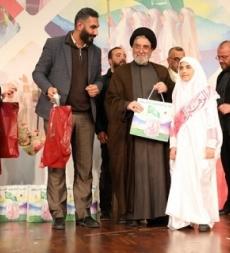 المؤسّسة الإسلاميّة للتربية والتعليم وجمعيّة إمداد الإمام الخمينيّ (قده) تواصلان إقامة حفلات التكليف السنويّة لـ 1270 مكلّفة على امتداد الوطن