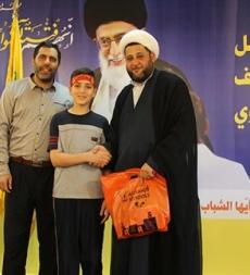 مدارس المهديّ (ع) تقيم حفل تكليف الذكور الأوّل لهذا العام في زوطر بمشاركة 344 شابًّا من شبابها