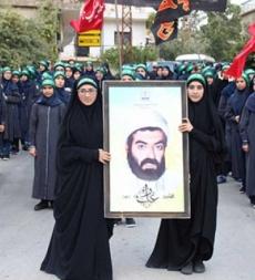 تلامذة مدارس المهديّ (ع) يجوبون الشوارع بمسيرات حاشدة مواساة لأبي عبد الله الحسين (ع)