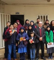 مدارس المهديّ (ع) تحرز مراتب أولى  في مباراة تحدّي القراءة العربيّ