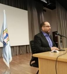 لقاء سياسي مع الدكتور يوسف نصرالله