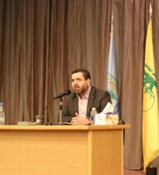 لقاء سياسي وتربوي مع مسؤول المنطقة الأولى في حزب الله