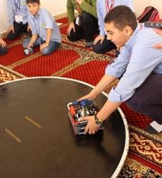 المؤسسة الإسلامية للتربية والتعليم مدارس المهدي (ع)  تنظم المباراة التكنولوجية الثانيّةللبرمجةبرعاية اتحاد بلديات جبل عامل