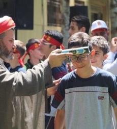 المؤسّسة الإسلاميّة للتربية والتعليم تحتفي بتكليف 575 شابًّا من شبابها