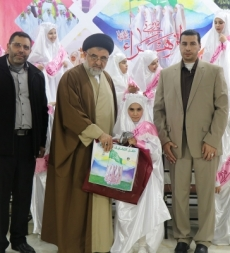 حفل التكليف السنوي في مدارس المهدي (ع) كفرفيلا مشغرة، والأحمدية