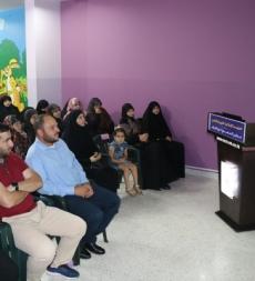 شرح مناهج قسم الروضات في مدرسة المهدي(ع) عين المزراب