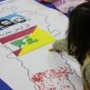 أطفال الروضات يُحييون ذكرى الشهداء القادة