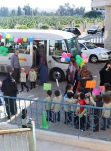 سلامة النقل المدرسي