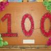 مئة يوم رياضيات