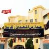 رفع الرايات الحسينية في مدرسة المهدي (ع) كفرفيلا