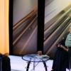 مقابلة قناة المسيرة مع الأخت حوراء عساف في برنامج