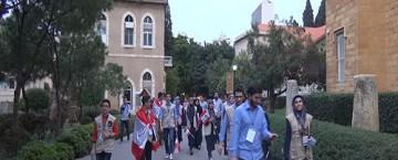 مدارس المهديّ (ع) تتألّق في البطولة العربيّة التاسعة للروبوت