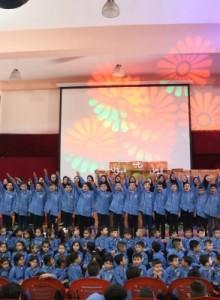 حفل التفوق السنوي في مدرسة المهدي (ع) شمسطار