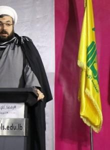الشيخ راغب حرب في رحاب مدارس المهدي (ع)