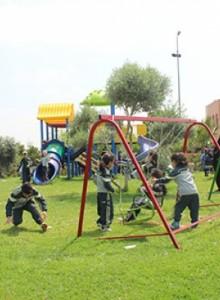 رحلة ترفيهية لتلامذة الحلقة الاولى والثانية في مدرسة المهدي (ع) القطراني